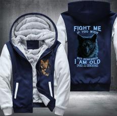 Fleece, Fashion, fightmeifyouwishfleececoat, Winter