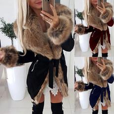 furcollarcoat, fauxfurcoat, Moda, fur