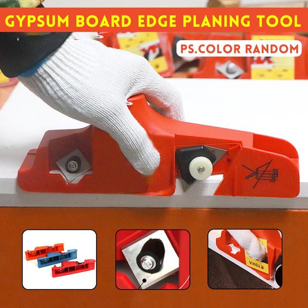 tablebandjointer, gypsumboardtrimmer, chamfering, pushblock