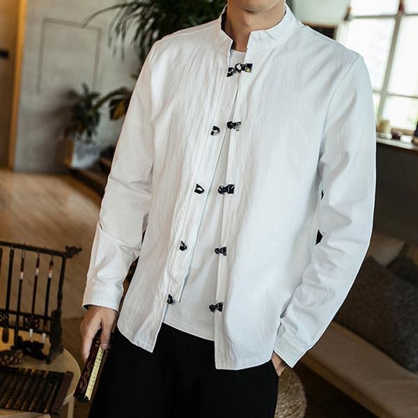 Fashion, hanfumen, Chinese, Long Sleeve