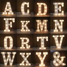 ledletterlight, led, romanticlight, lights