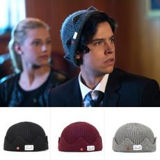 Warm Hat, Beanie, knittedcap, jugheadjone