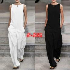 Fashion, Ladies Fashion, Loose, Overalls