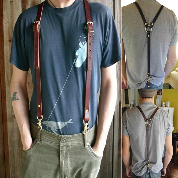 suspenders, Heavy, larp, pants