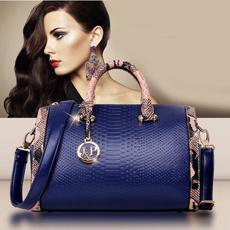 Fashion women's handbags, Shoulder Bags, Messenger Bags, leather