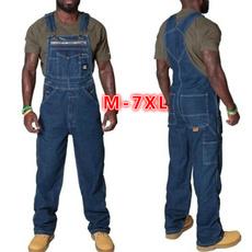 Plus Size, Casual pants, pants, Denim