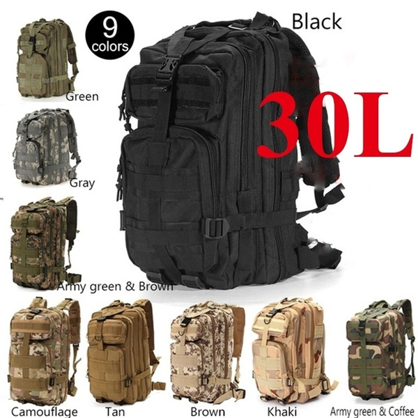 Outdoor, Hunting, Hiking, Bags