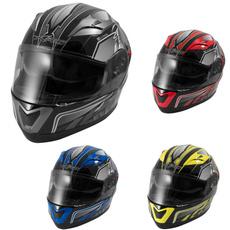 Helmet, Scooter, Visors, Motorcycle