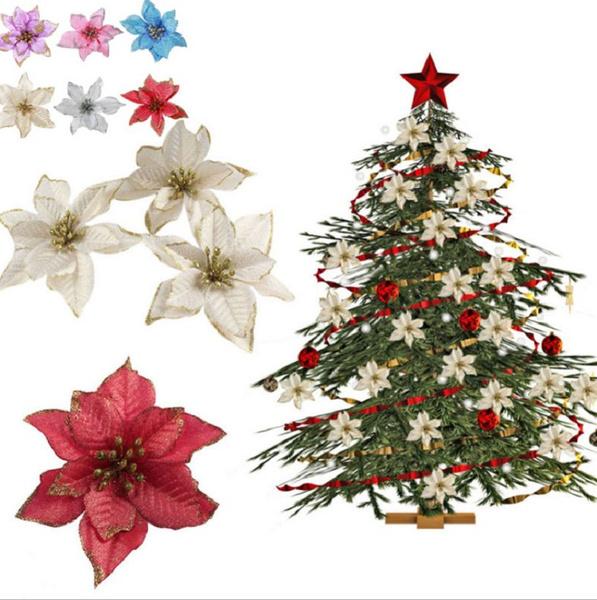 garlandmaterial, christmastreematerial, Flowers, Christmas