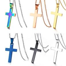 Steel, Stainless Steel, Christian, Jewelry