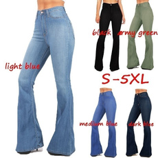 Vintage, Fashion, high waist, Bell