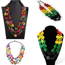 wovennecklace, bohemia, Diamond Necklace, Jewelry