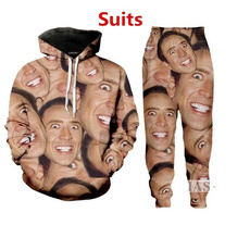 womenjoggerspant, Funny, 3d sweatshirt men, Fashion
