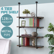 Wall Mount, ironshelf, Home Decor, Shelf