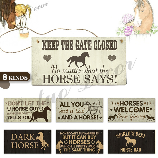 Home & Kitchen, horse, Home Decor, Gifts