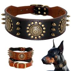 brown, Adjustable, mediumdog, Jewelry