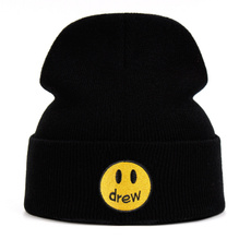 Cotton, Warm Hat, skullie, Fashion
