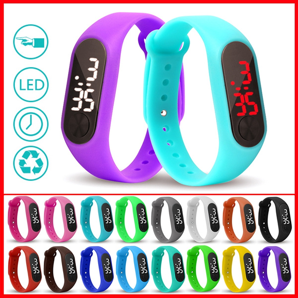 LED Watch, Touch Screen, childrenswatch, led
