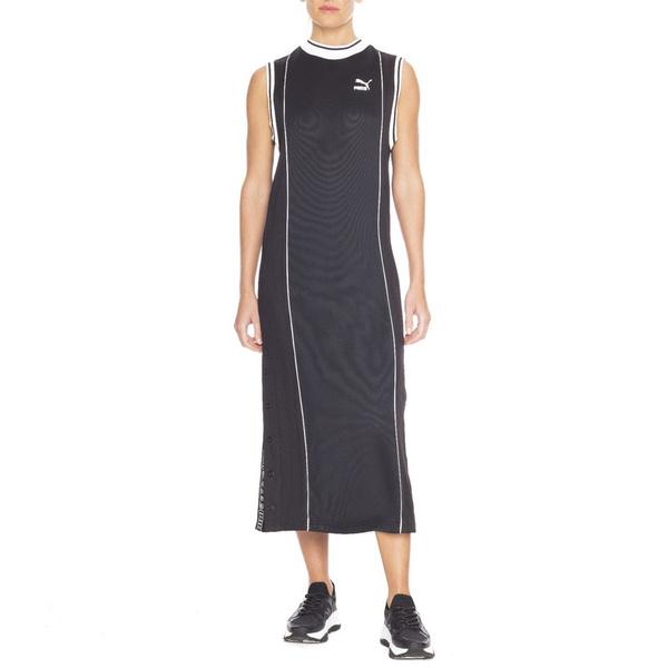 notag, retro, sleeveless, Dress