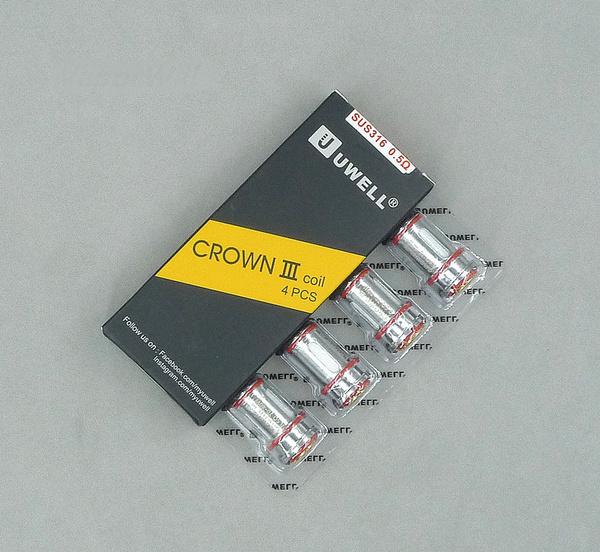 crown, Head, Tank, uwellcrown3coil