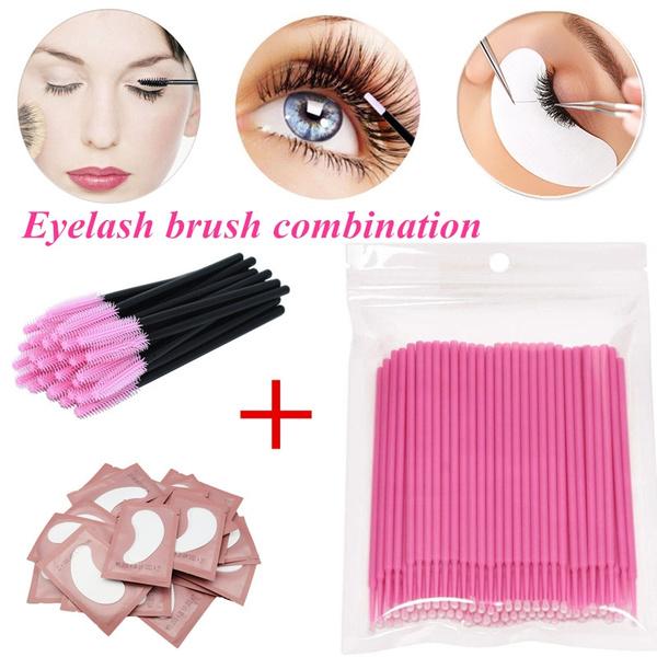 Makeup Tools, Fashion, eye, eyelashbrush