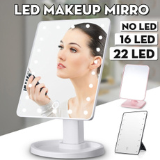 Makeup Mirrors, Touch Screen, vanitymirror, Beauty