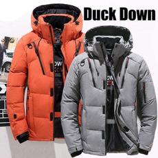 Stand Collar, wintercoatformen, hooded, Plus Size Fashions