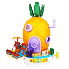 building, Toy, Sponge Bob, house