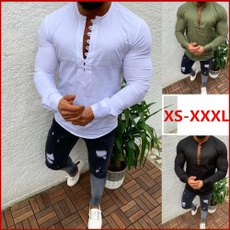 slim shirts, Plus Size, men shirt, mens tops