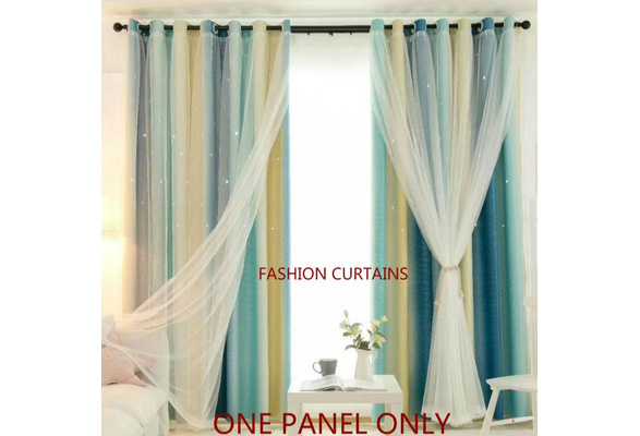 SUNWISHA Blackout Curtain Panels with/Super Bowl Football Team Pattern Window Curtain Draperies for Home Bedroom Living-Room San Francisco 49ers, 52Wx63L