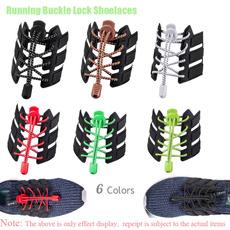 Elastic, Clip, shoelaces, Buckles