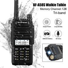 radiowalkietalkie, vhf, Waterproof, dualbandradio