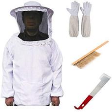 Jacket, beekeepingglove, beekeepingequipment, beehivebrush