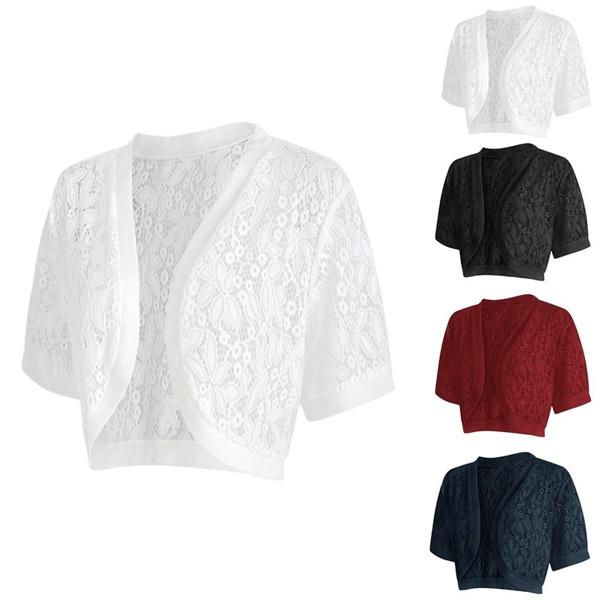 Shrugs, Summer, cardigan, Lace