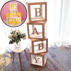 Box, babyshower, Love, Shower