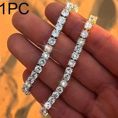Cubic Zirconia, DIAMOND, Jewelry, gold