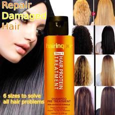 straightendamagehair, hairgrowthliquid, Salon, Shampoo