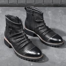 Plus Size, Combat, cowboybootsformen, bootsformen