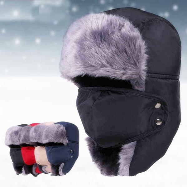 Cap, Winter, Cycling cap, skicap