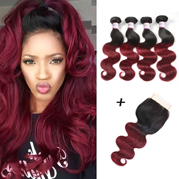 Body, human hair, brazilianhairweave, laceclosurewithbundle