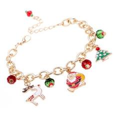 Christmas, christmasreindeer, Tree, jewelry watch