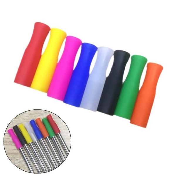 stainlesssteelstraw, drinkingstraw, siliconecover, Sleeve