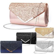 Clutch/ Wallet, party bags, chainbag, Crossbody Bag