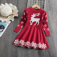 girls dress, Fashion, Long Sleeve, birthdaydressesforgirl