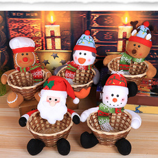 candy, Christmas, storagebasket, Ornament