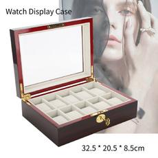 case, Box, Jewelry, glassstorageboxe
