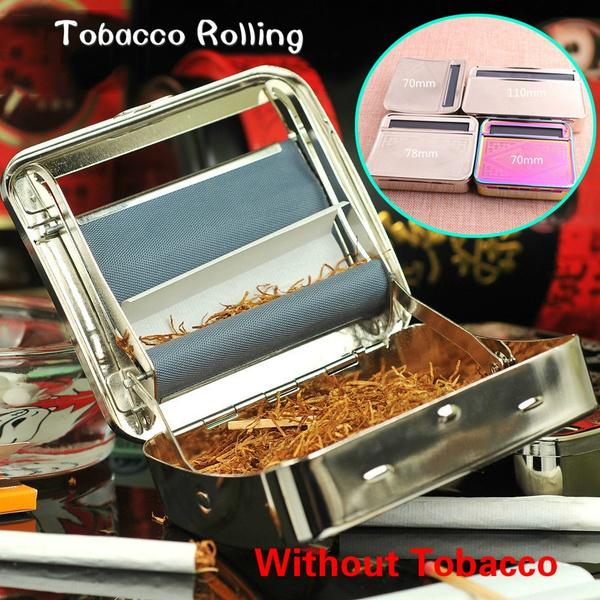 automatictobaccoroller, tobacco, Metal, tobaccomaker