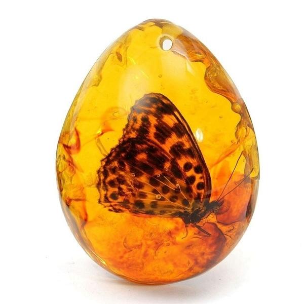 Beautiful, butterfly, Stone, Jewelry