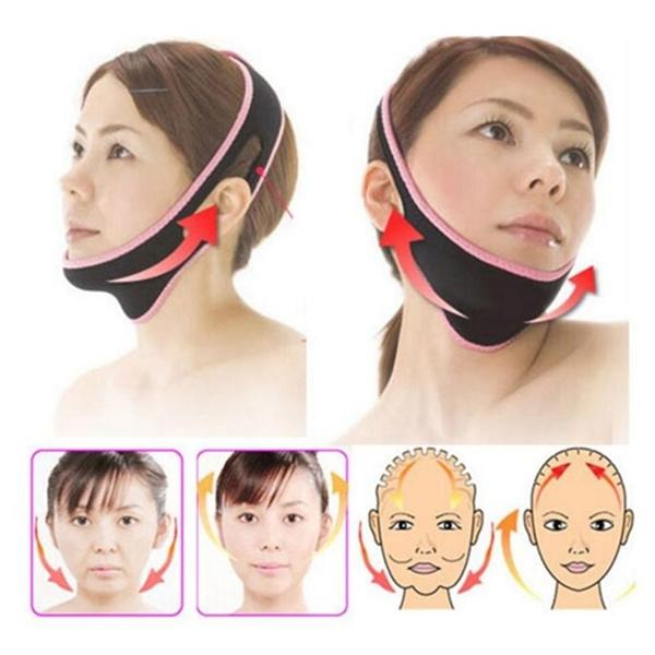 slimmingfacemassager, womenbeautytool, slimmingfacebelt, antiagingbelt