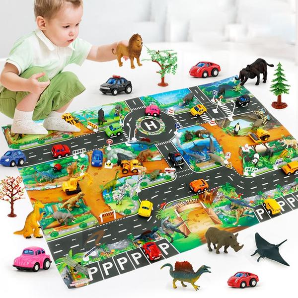 giftsforkid, citymap, Toy, Mats